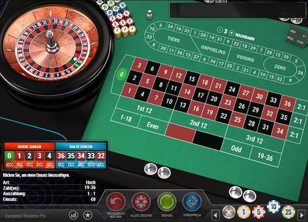 Roulette Auszahlungsquoten – 49224