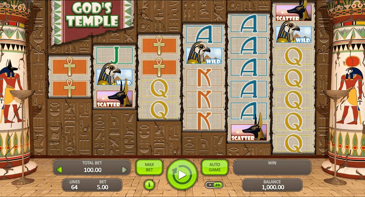 Egypt Gods Bonus – 60288