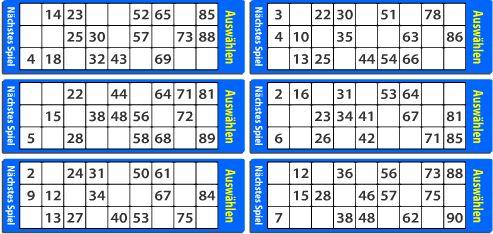 Lotto mit – 79598