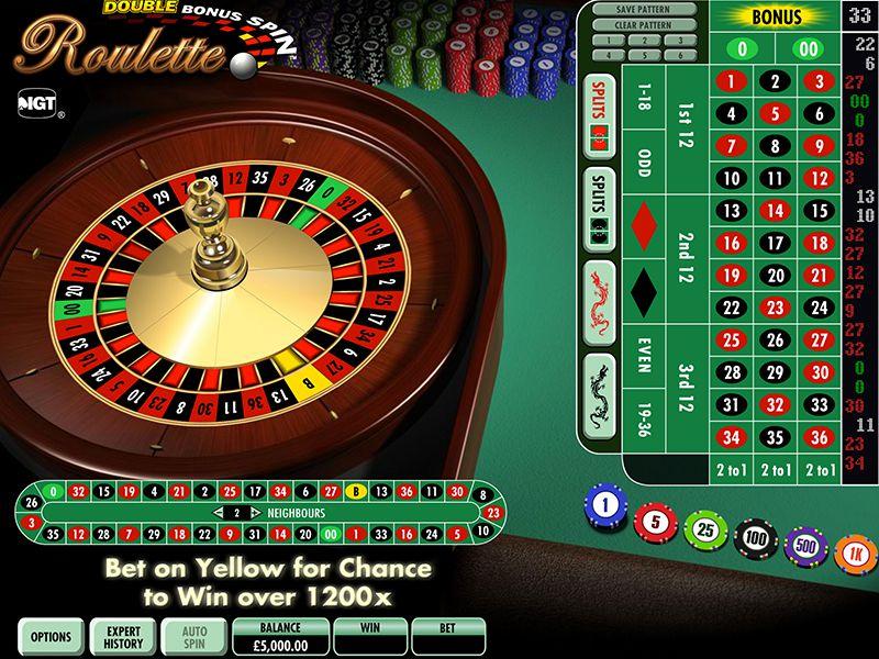 Roulette Tisch – 43066