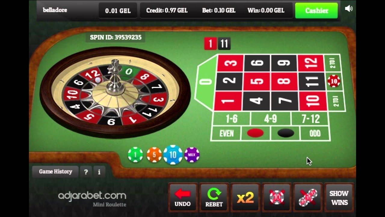 Roulette Tricks – 54485