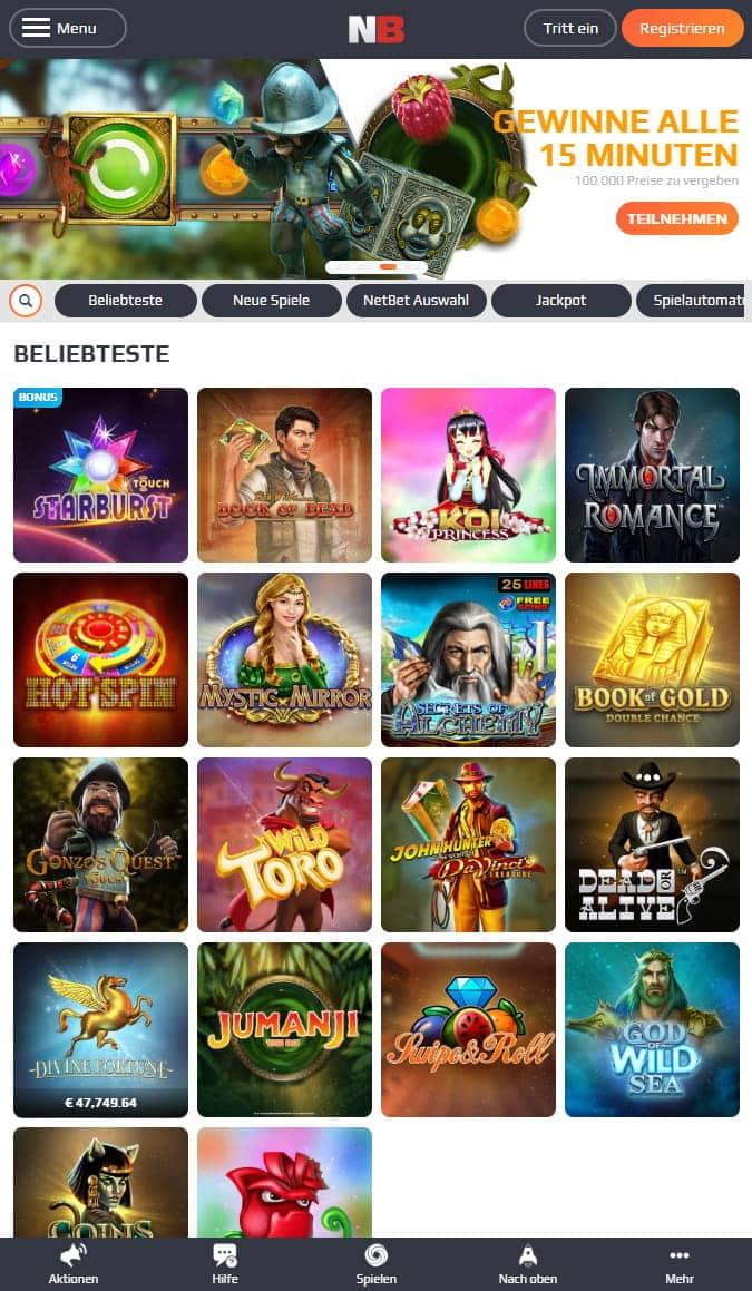Casino Handy Bonus – 46406
