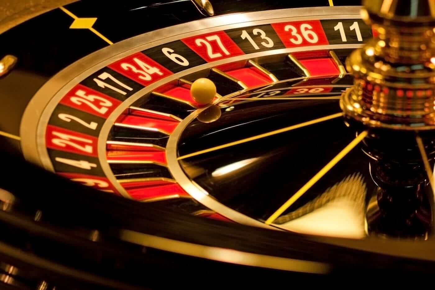 Roulette Rot – 41895