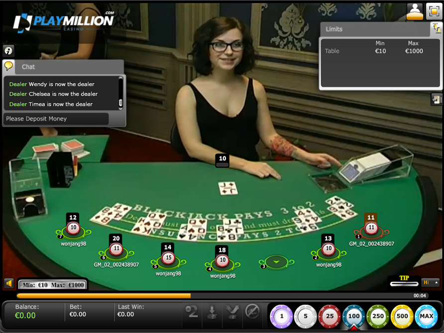 Online Casino Blackjack – 13720