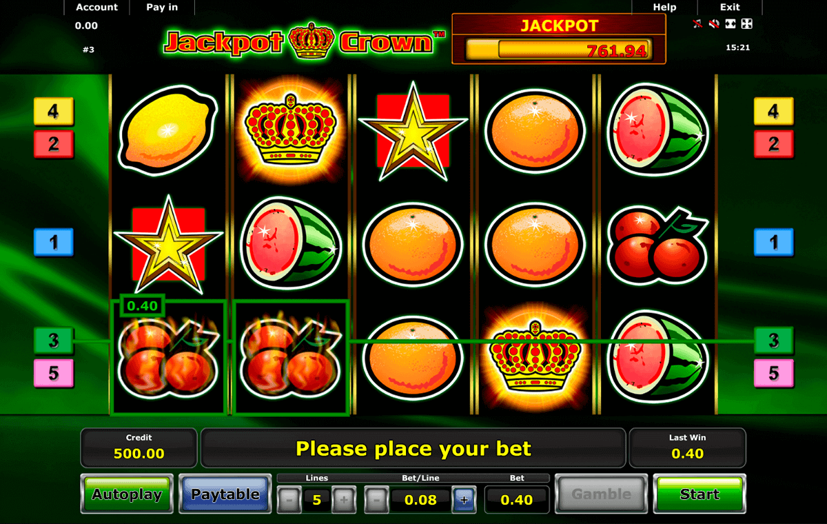 Spielautomaten Bonus – 49616