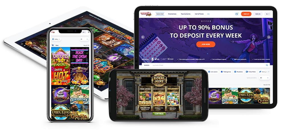 Geheimnis Spielautomaten – 70055