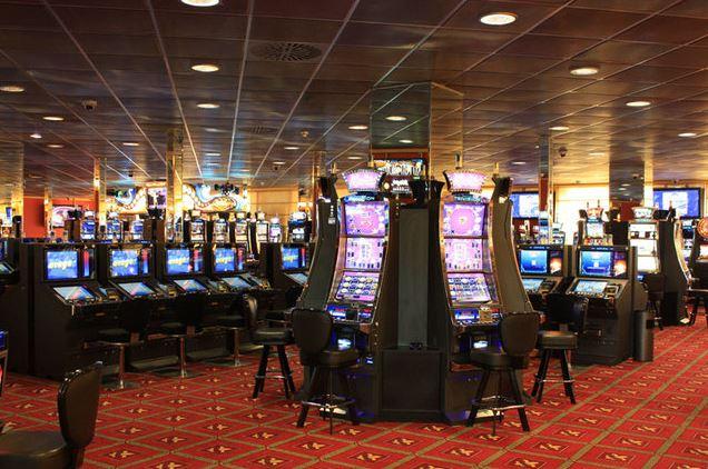 Spielbank Automaten – 82160