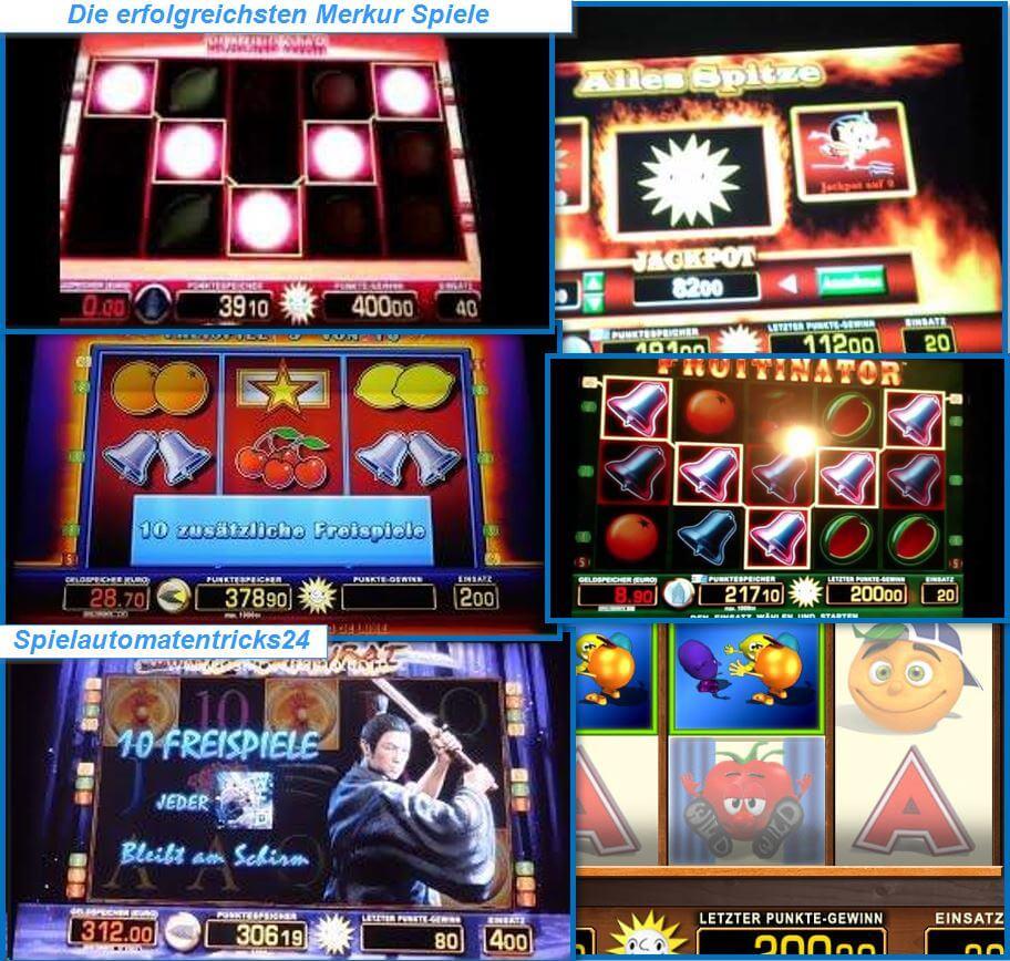 Merkur Spiele Liste – 23541