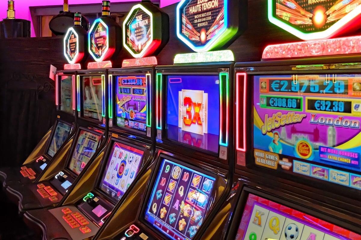 Spielautomaten Spielhallen Casino – 39841