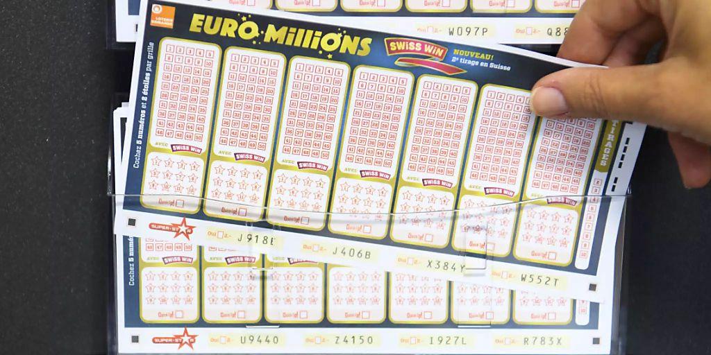 Millionen Gewinner Frankreich – 73099