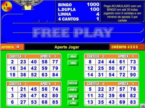 Bingo online KGR – 50547
