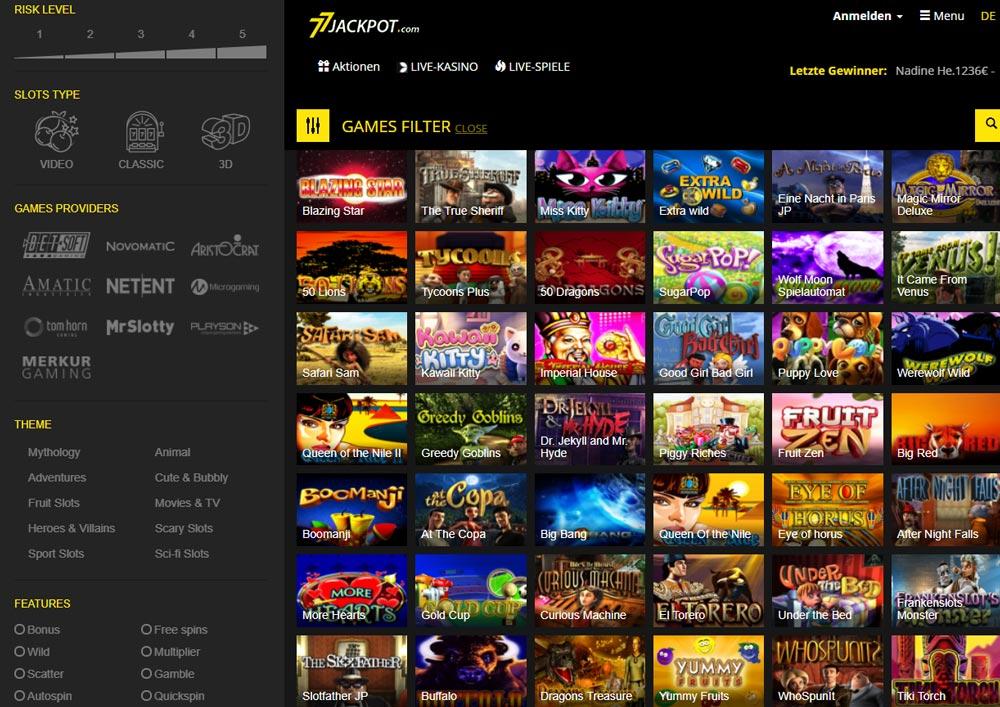 Online Casino – 43897