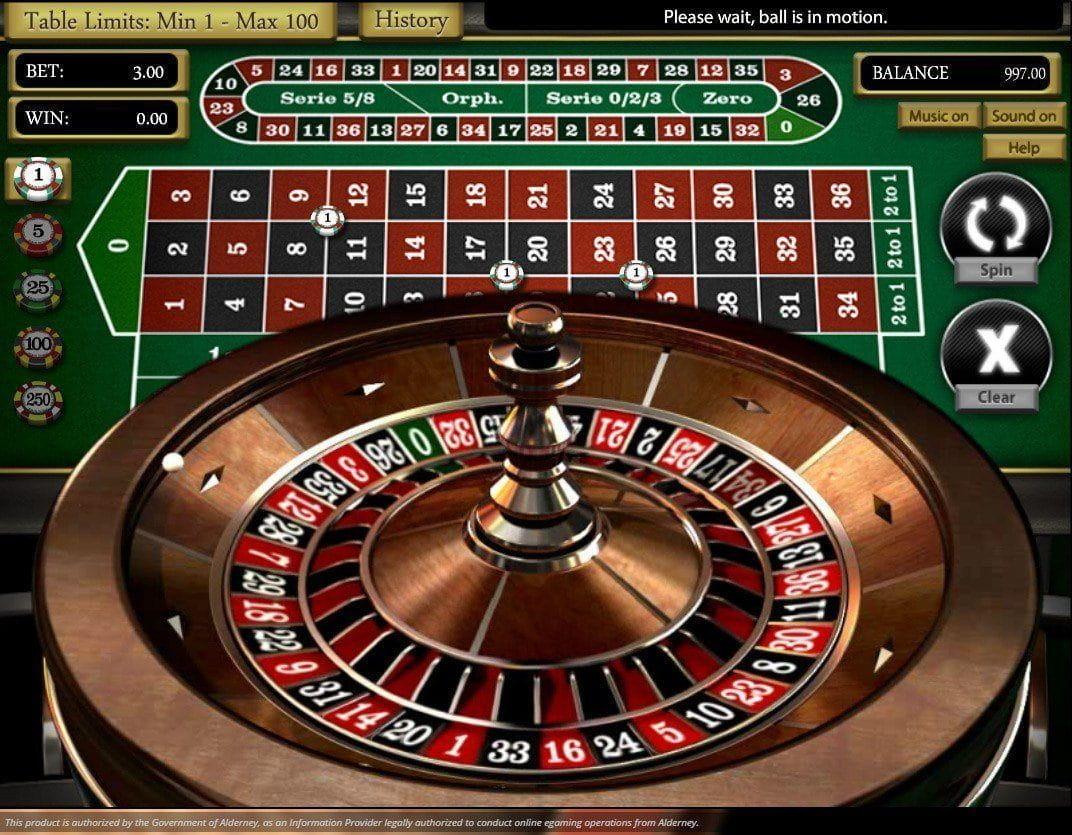 Live Roulette – 46607