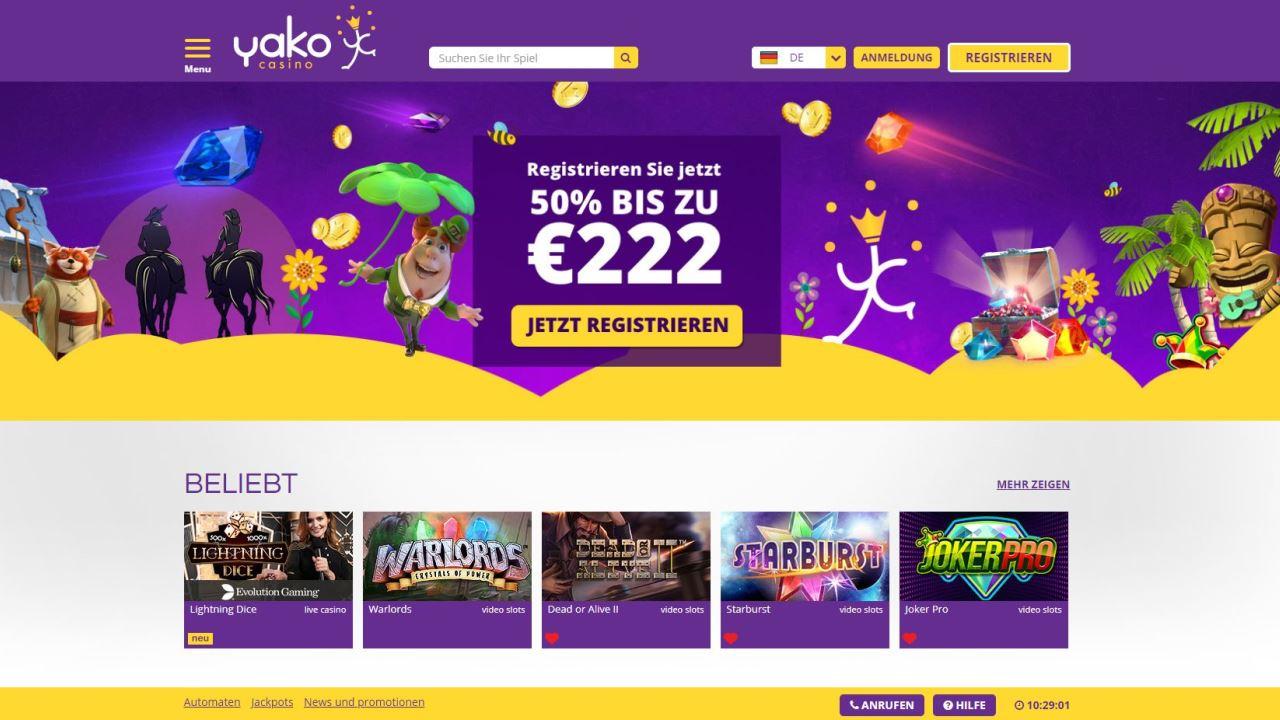 Deutsche Maestro Casino – 71519