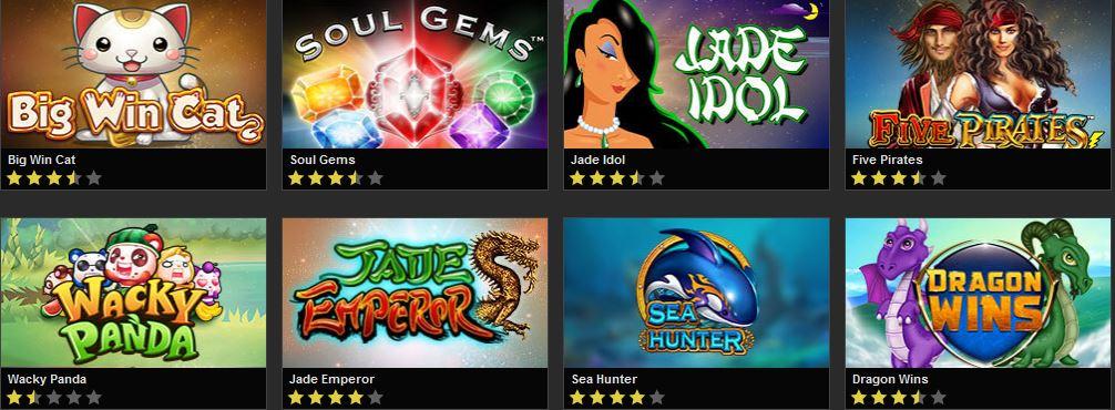 Slot Spiele – 55890