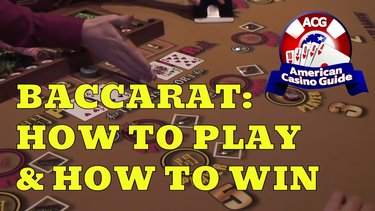 Baccarat Regeln – 49911