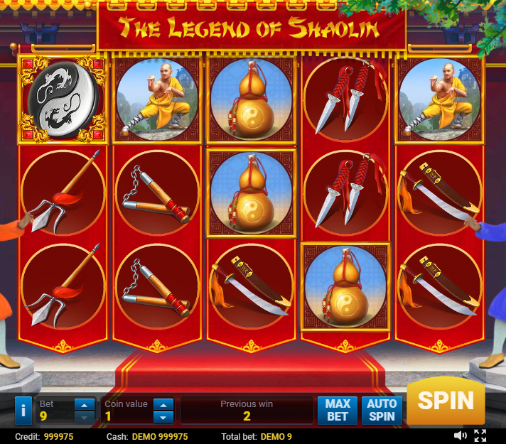 Spielautomat Gewinnchancen Legende – 81045