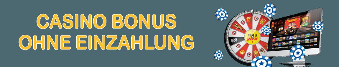 Onlinecasino Bonus ohne – 24223