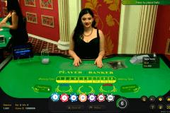Baccara Kartenspiel star – 44243