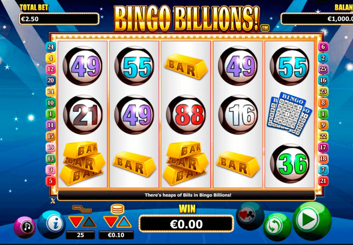 Bingo online KGR – 73601