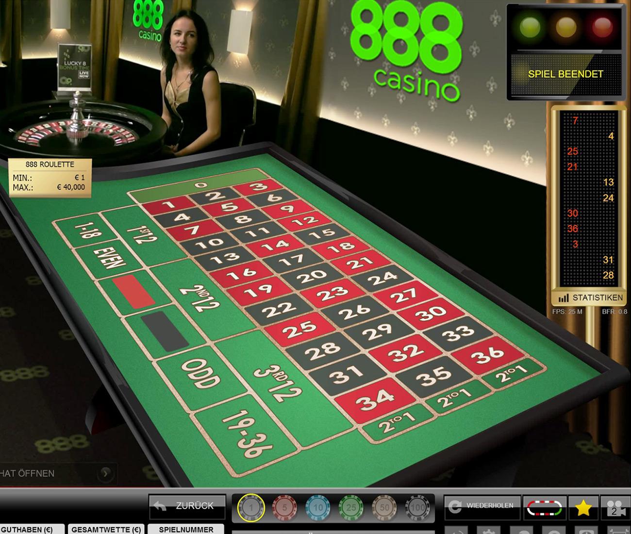 Live Casino online – 75503