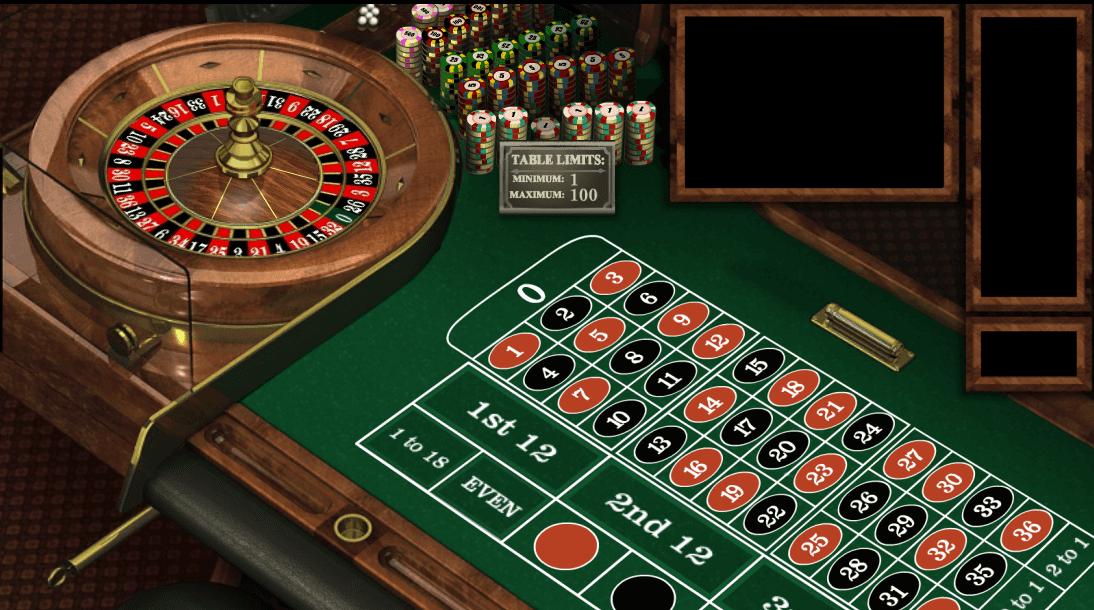Europäisches Roulette – 80200