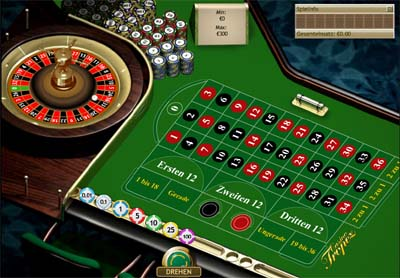 Roulette Tisch Casino – 63940