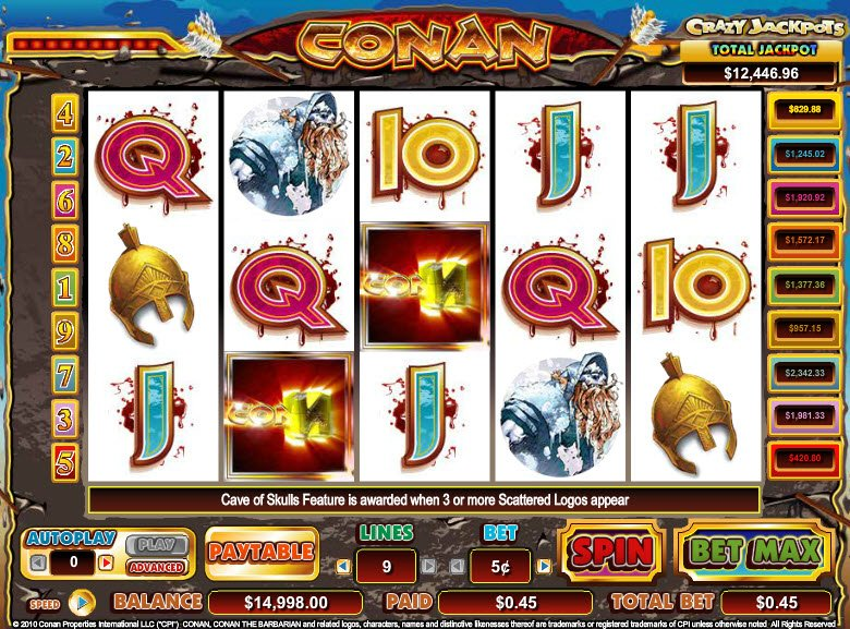 Casino Welcome Bonus – 32274