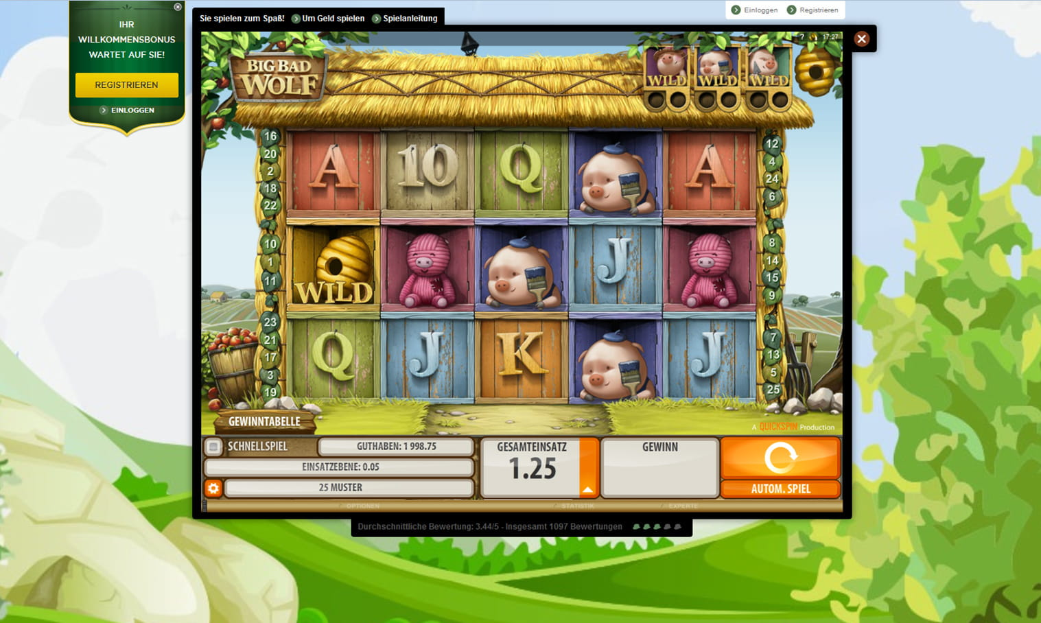 Mobile Casino Freispiele – 78285