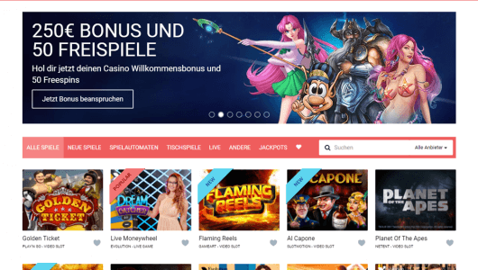 Online Casino – 64654