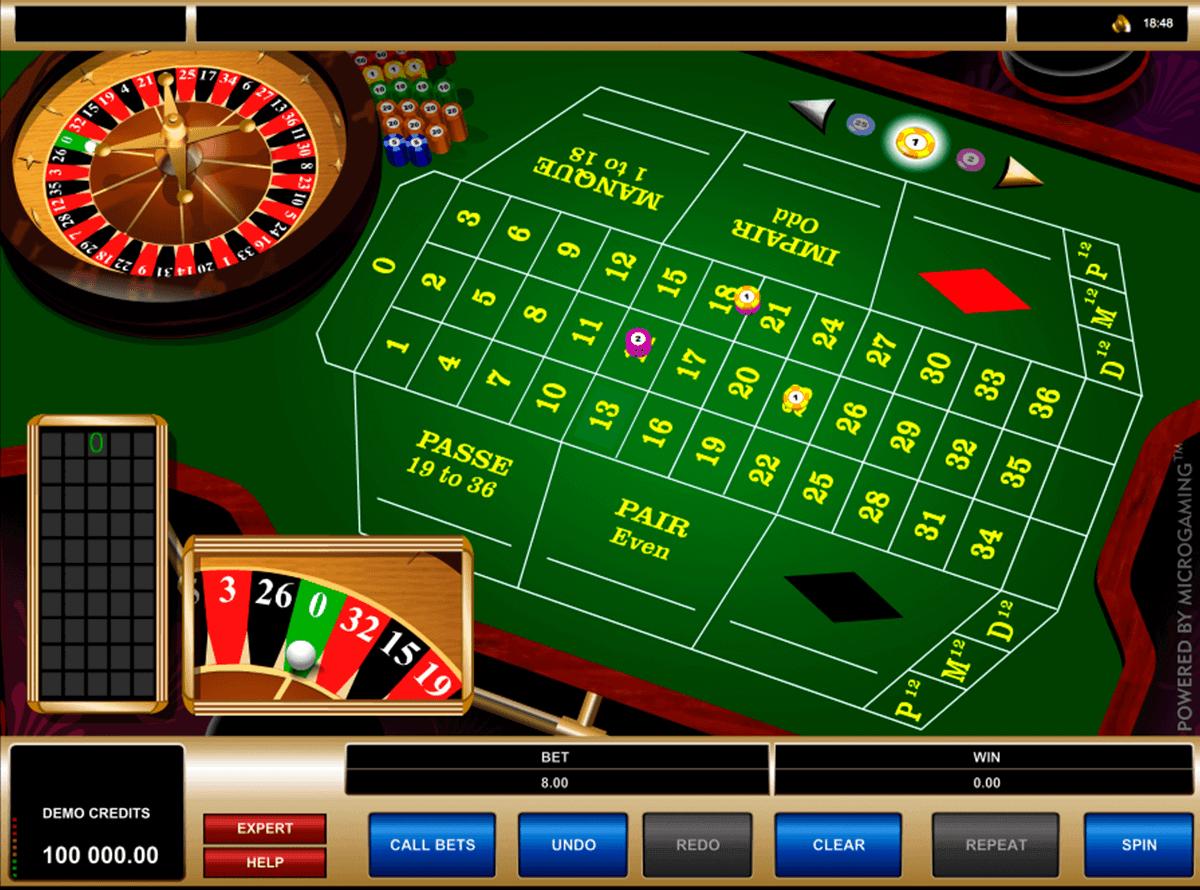 American Roulette spielen – 89945