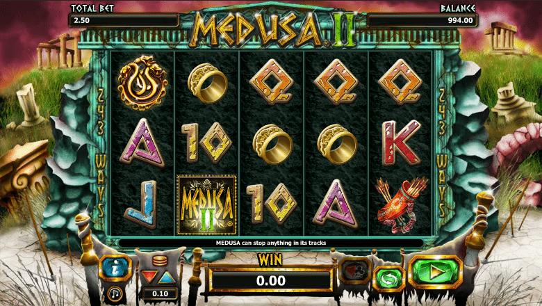 Medusa 2 Bonus – 78472