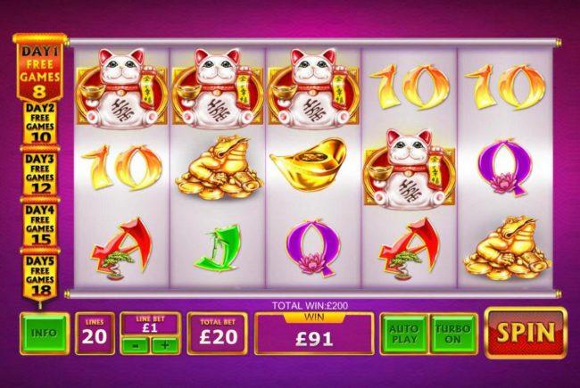 Fortune Jackpot – 49127