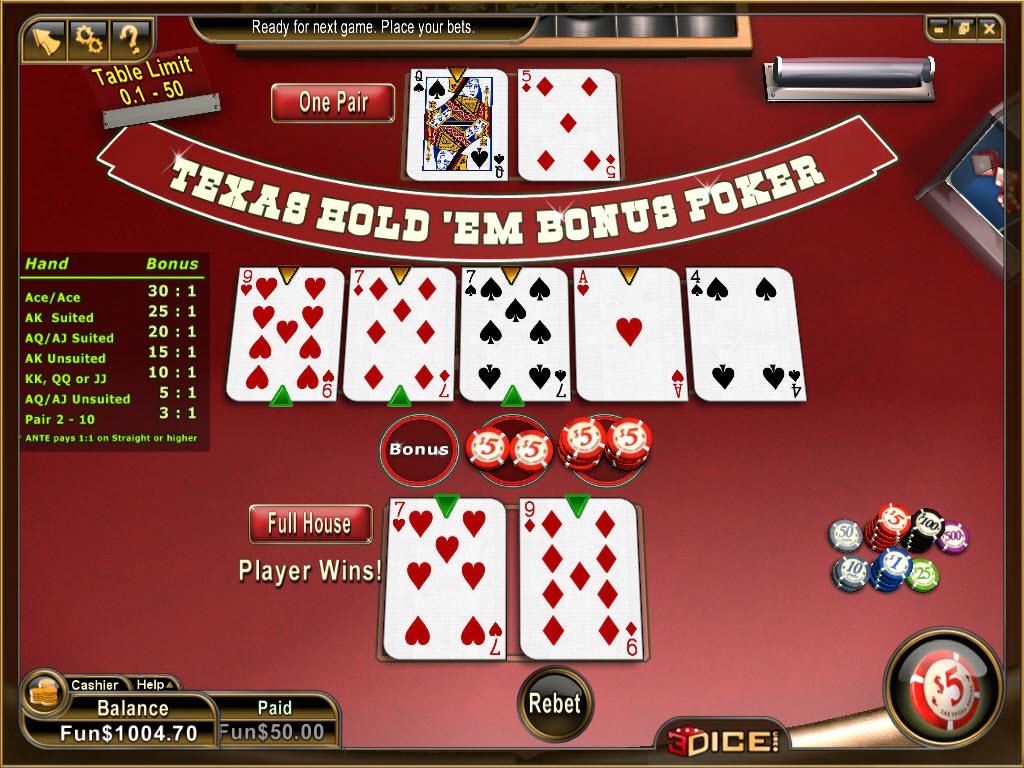 Free Texas Holdem – 53964