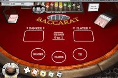 Baccara Kartenspiel star – 64153