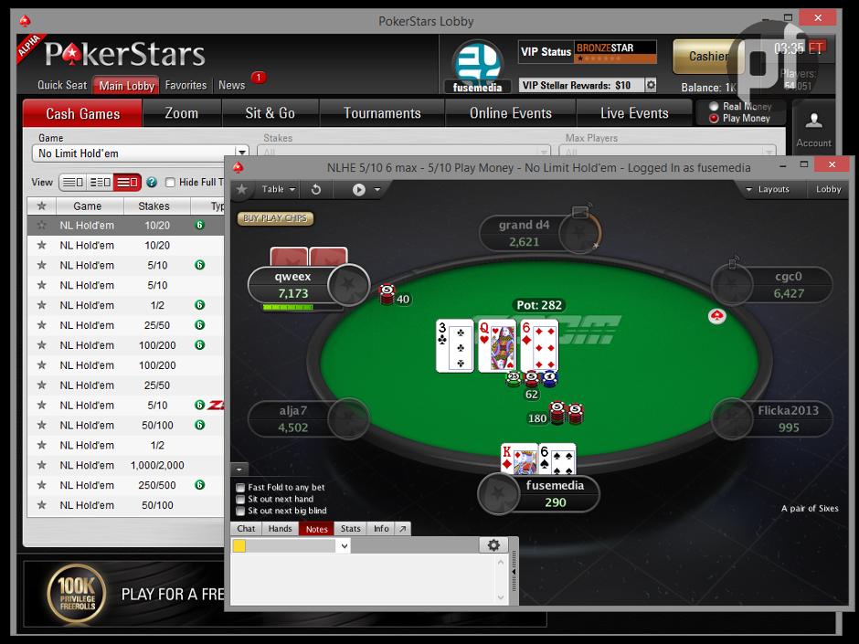 Pokerstars Casino – 61867