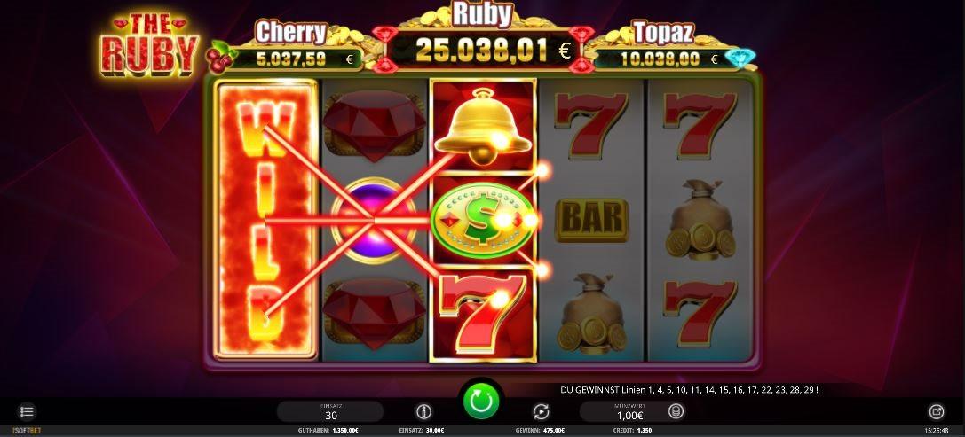 Spielautomat Gewinnchancen besondere – 70406