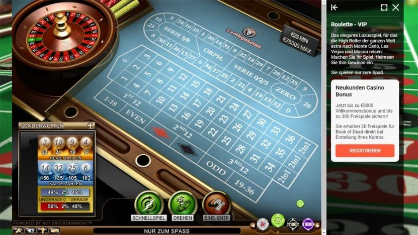 Casino mit Live – 25276