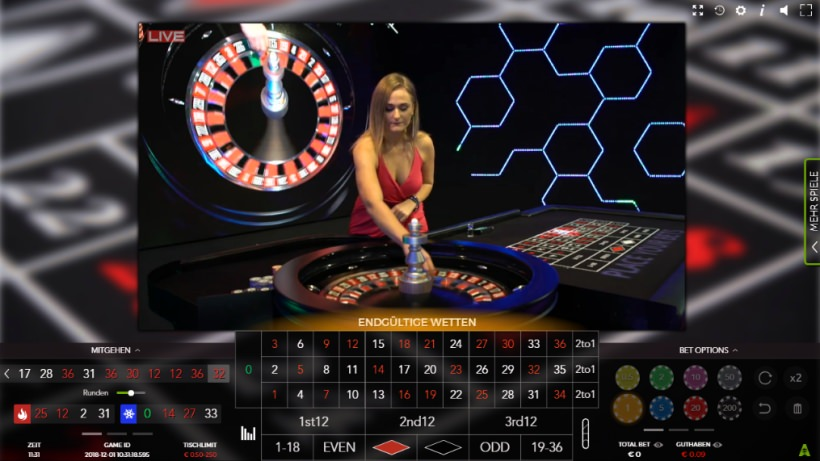 Neues Live Casino – 39825