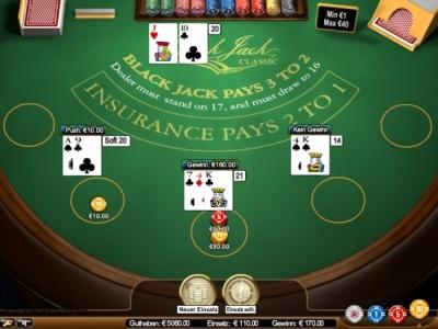 Blackjack Regeln – 91108