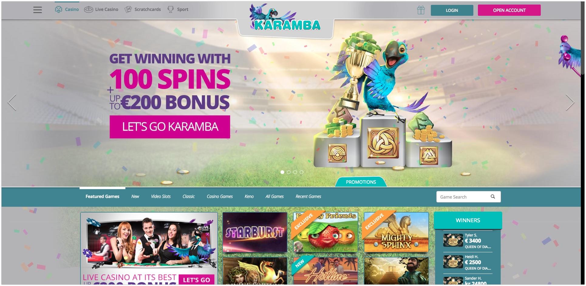 Auszahlungsquote Casino Vegas – 38255