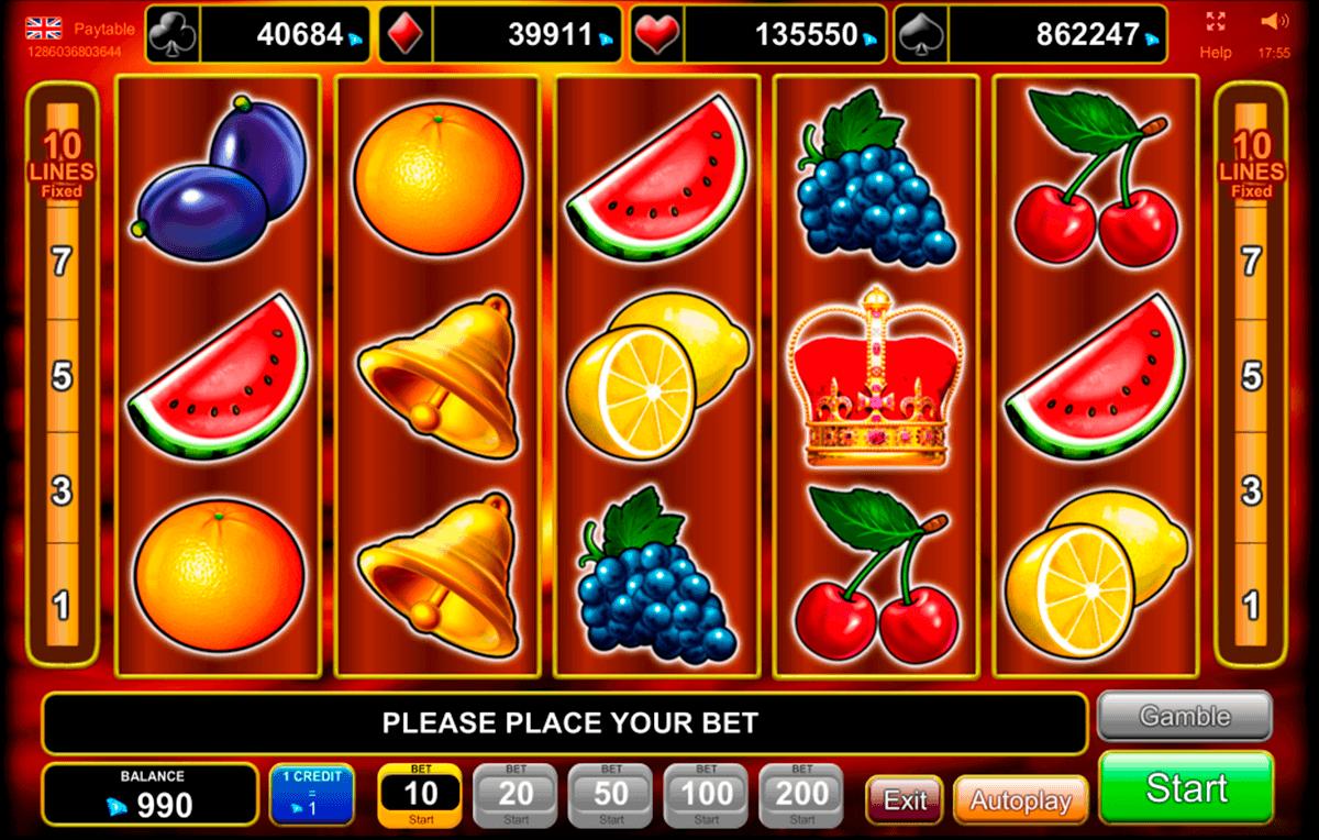 Automaten Spiele Bonus – 47712