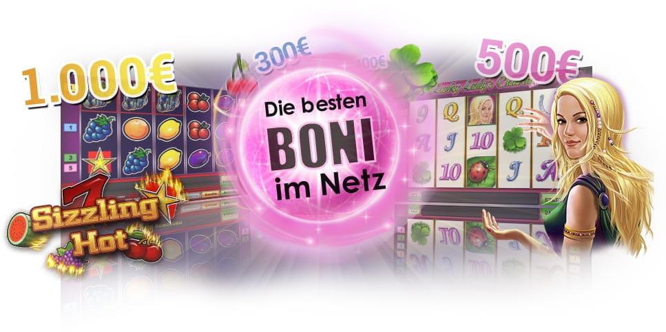 Bonus Automaten – 66464