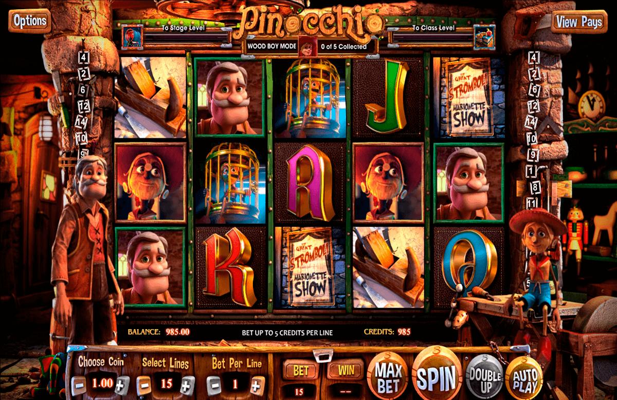 Bonus Automaten spielen – 92421