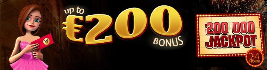 Bonus Winspark Casino – 86420