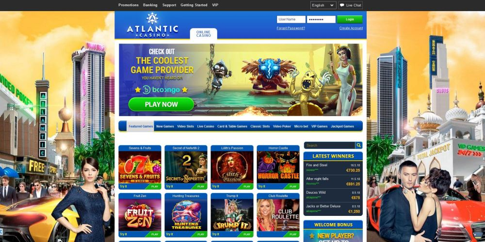Casino Bonus Code – 57963