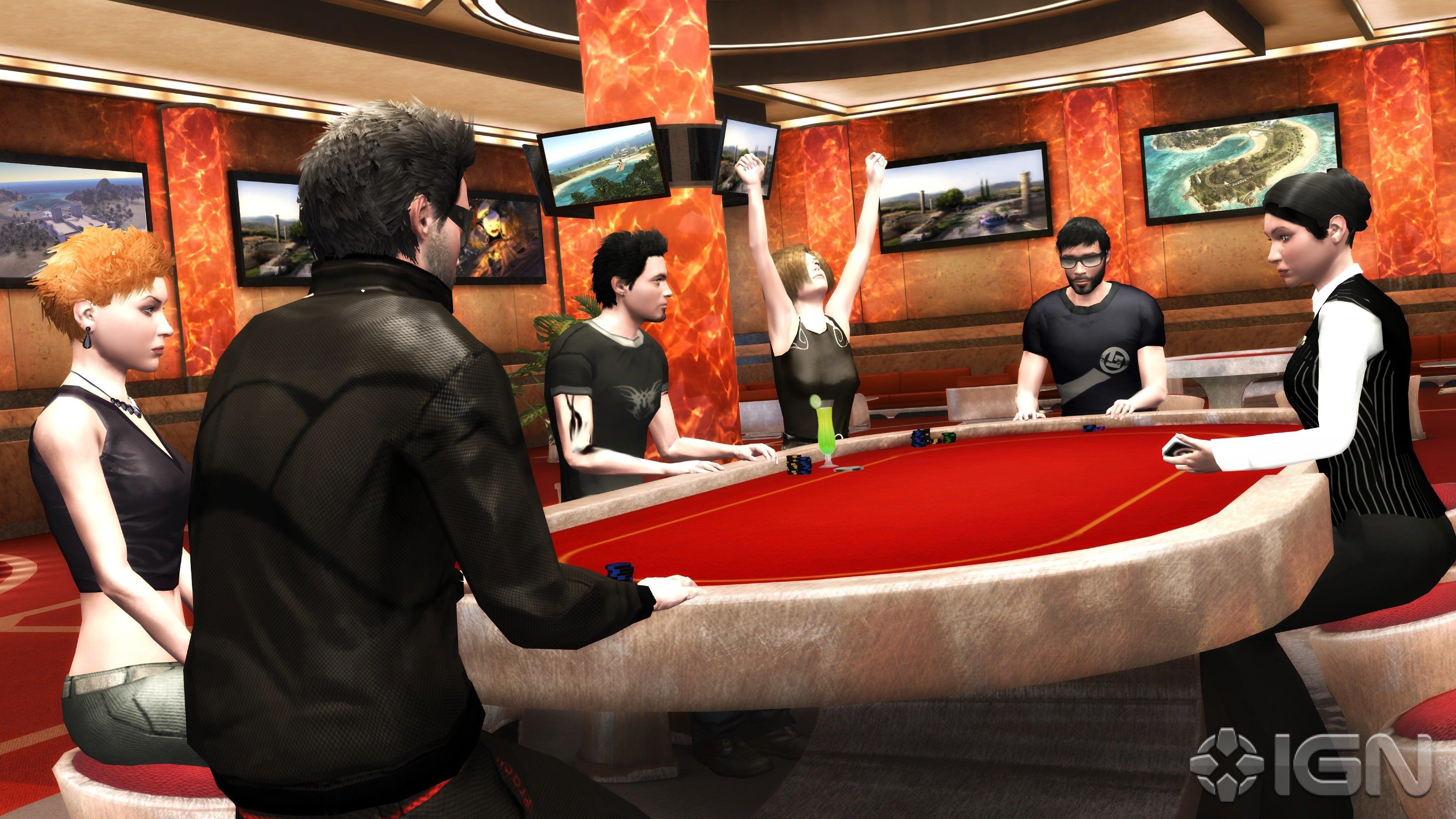 Casino Games Test – 34271