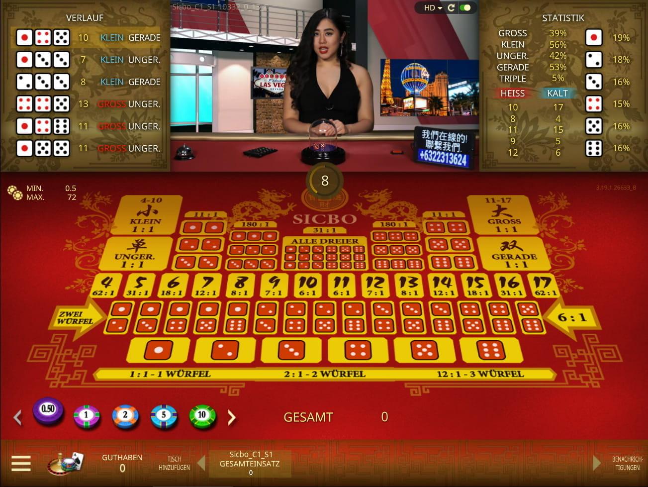 Live Casino – 26726