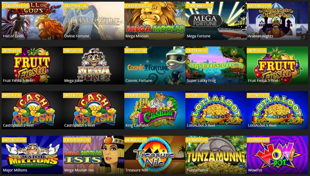 Jackpot Casino online – 62363