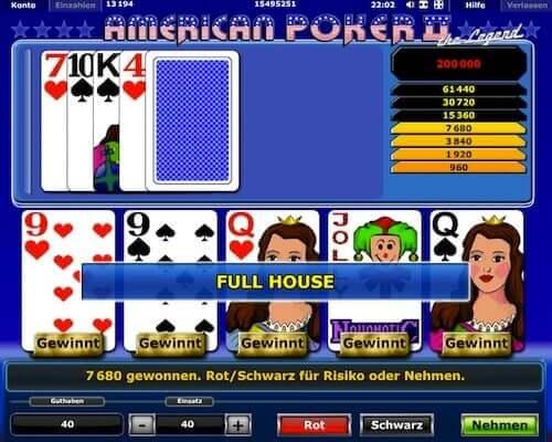 Psychologie Gewinn Poker – 65388